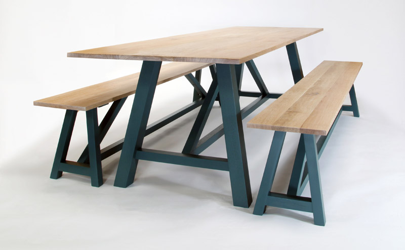 Coastal Range - Table and Benches